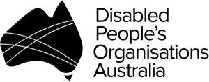 Disabled People's Organisations Australia (DPO Australia) logo