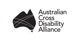 Australian Cross Disability Alliance logo