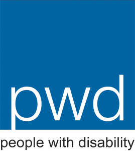 Logo for People With Disability Australia